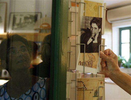 Federico García Lorca (Foto: AP)
