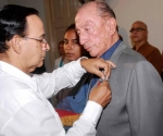 Orden Félix Elmuza para el periodista ecuatoriano Leonel Alberto Maldonado Salazar