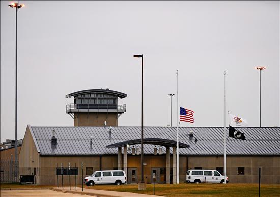 Carcel del Illinois a donde van a parar presos de Guantánamo.