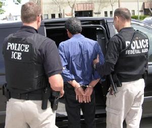 Servicio de Inmigración y Aduanas de EEUU confina diariamente a 300 inmigrantes