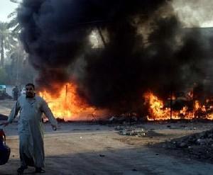 Asciende a 41 cifra de muertos por atentado en Bagdad