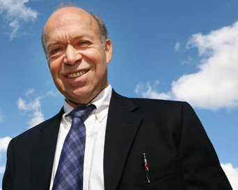 El climatólogo de la NASA James Hansen