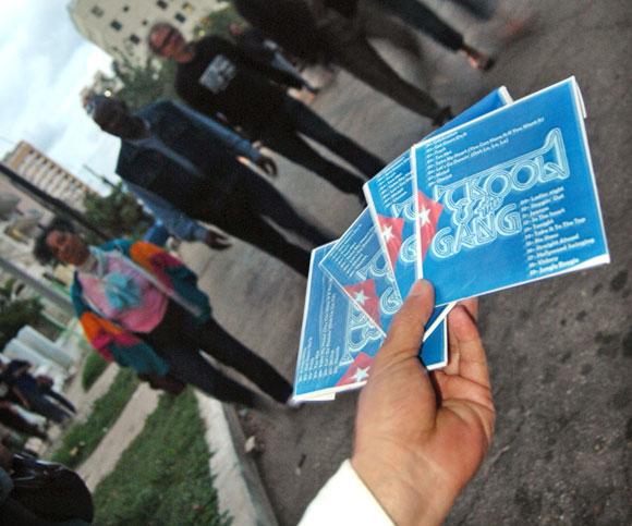 Concierto de Kool and the Gang en La Habana, Cuba