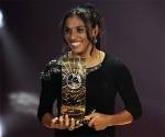Brasileña Marta gana por cuarta vez consecutiva FIFA World Player