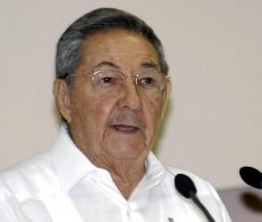 Raúl Castro envía mensaje de condolencias a presidente de Haití