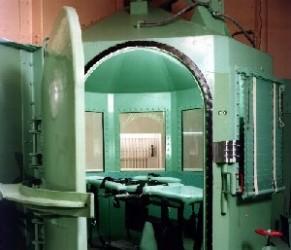 Sala para ejecuciones en Texas