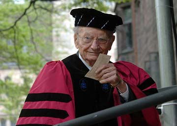 Paul Samuelson. Foto: AP Photo/Bob Child