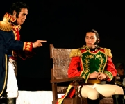 "Obra teatral ""Bolivar, La gloria de un general"""