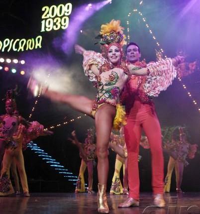 Cabaret Tropicana celebra 70 años
