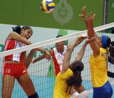 Voleibol Femenino Cuba