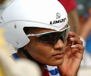 Yumary González, Plata en el Scracht del Mundial de Ciclismo de Pista