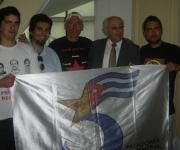 Reconocimiento a jóvenes que subieron el Aconcagua