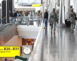 aeropuerto de EEUU vigilancia (Foto: AFP)