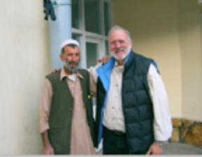 Alan P. Gross en Afganistán.