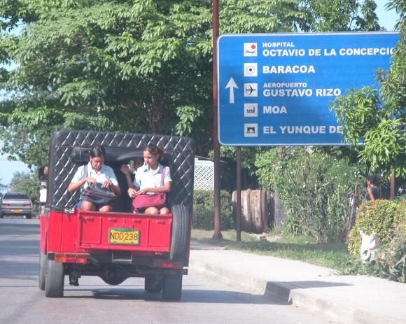 La vida volvió a la normalidad en Baracoa (Foto: JAMP)