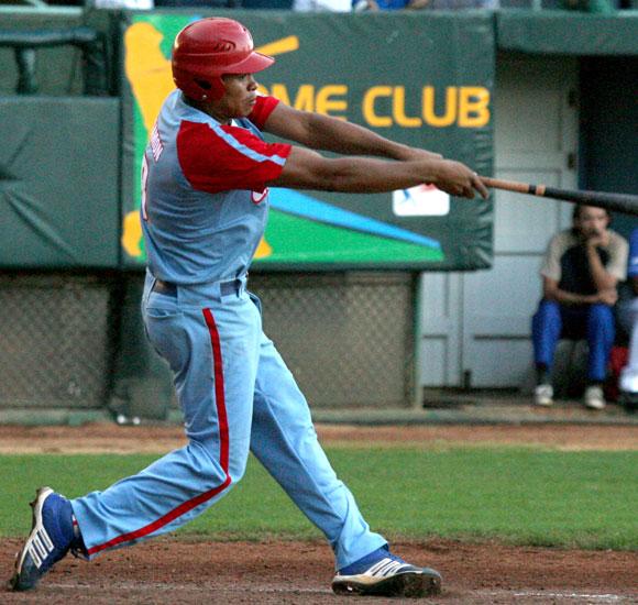 Yordanis Samón. Foto tomada de Cubadebate.