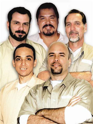 Cinco Héroes, antiterroristas cubanos