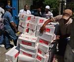 Cooperación Internacional por Haití