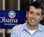 David Plouf, jefe de la campaña presidencial de Obama.