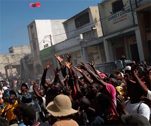 Haití, seis días después del terremoto