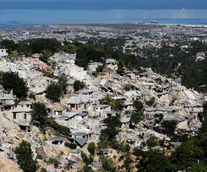 Haití tras el terremoto del 12 de enero de 2010