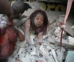Trabajan intensamente equipos de rescate en Haití tras terremoto
