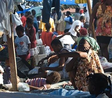 Lluvias ponen a flor de piel peligros para población haitiana (+ Video)