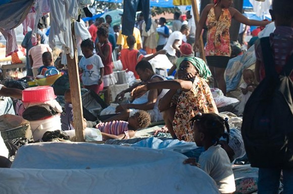 Haití Ciudad de Dios terremoto
