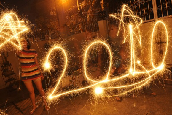 Bienvenido 2010