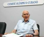 José Ramón Fernández, presidente del Comité Olímpico Cubano