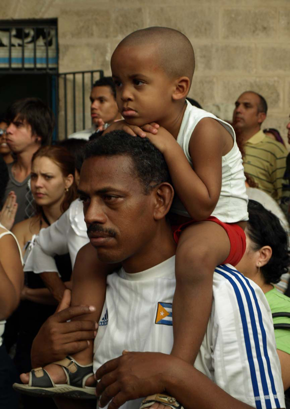 Obama enorgullece a los cubanos negros