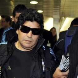 Diego Armando Maradona. Foto: AP