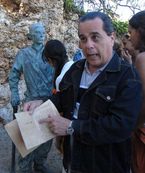 Hallazgo de tres cartas familiares enriquece historiografía martiana