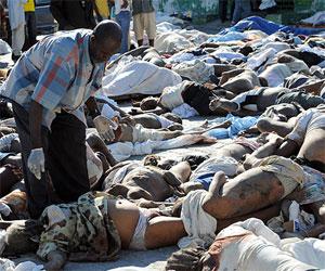 Estiman más de 45 mil muertos en Terremoto de Haiti