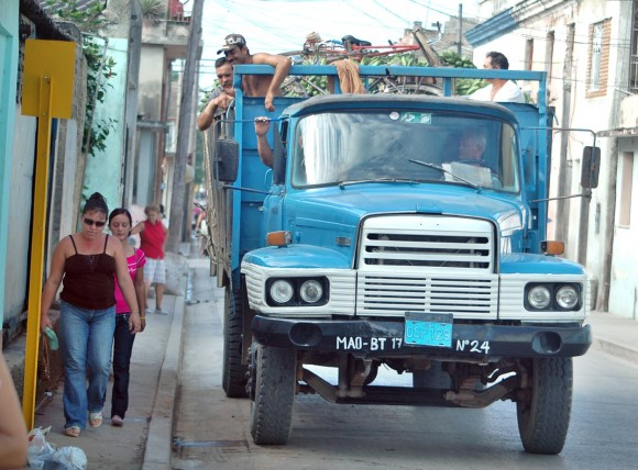 Piropos en La Habana (Fotos: Kaloian)