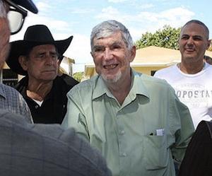 Luis Posada Carriles, libre en Miami y chantajeando al gobierno de los Estados Unidos.