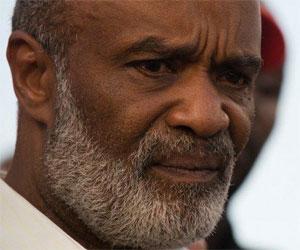 René Preval, Presidente de Haití