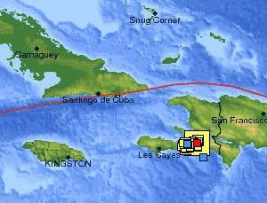 Sismo de 4,7 sacudió la región de Haití