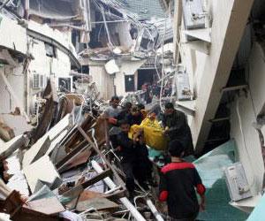 Rescate Terremoto Haití