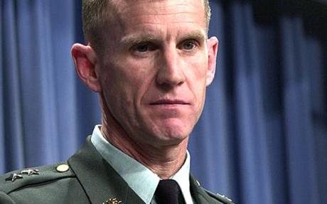 Stan McChrystal, Jefe de la ISAF