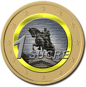 Sucre. Moneda del Bloque monetario ALBA