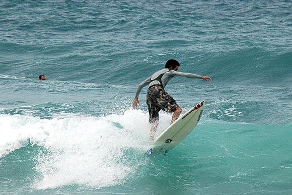 Surf en La Habana, Cuba