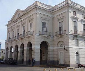 Teatro Sauto en la ciudad de Matanzas