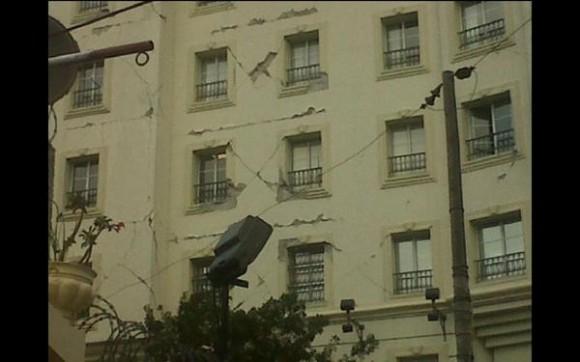 Terremoto en Haiti (Fotos: Twitter)