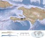 El terremoto de Haití según la NASA