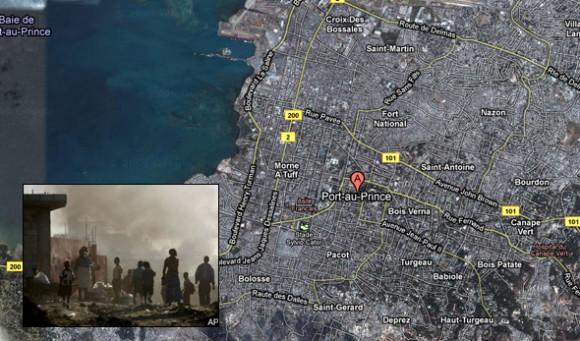Terremoto en Haiti (Foto: Twitter)