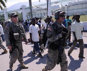 EEUU fue innecesariamente agresivo, afirma embajador de Chile en Haití