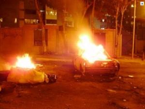 violencia-opositora-en-merida-venzuela