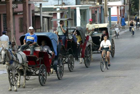 Tren Habana-Santiago de Cuba