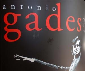 Exposición gráfica sobre Antonio Gades en Pinar del Río. AIN Foto: Abel Padrón Padilla